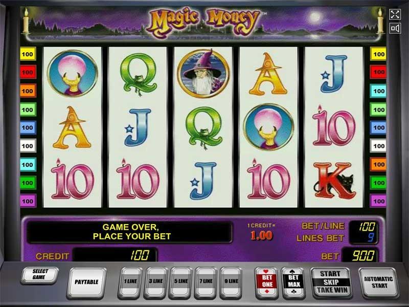 Играть в игровые автоматы magic money бесплатно видео игровые автоматы скачать бесплатно